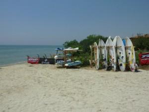 rüzgar sörfü okulu