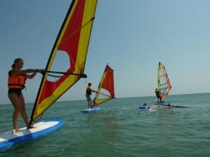 rüzgar sörfü nedir
